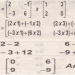 Mathematics Solved Past Paper 9th Class 2015 Karachi Board
