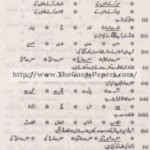 Islamic studies Solved Past Paper 10th Class 2015 Karachi Board