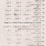 Islamyat Solved Past Paper 1st year 2011 Karachi Board