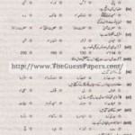 Islamyat Solved Past Paper 1st year 2014 Karachi Board