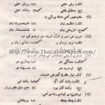 Sindhi (Science) Solved Past Paper 9th Class 2012 Karachi Board