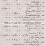 Urdu Solved Past Paper 1st year 2011 Karachi Board
