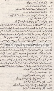 Pak Study Urdu Solved Past Paper 2nd year 2011 Karachi Board (Private)2