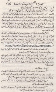 Pak Study Urdu Solved Past Paper 2nd year 2011 Karachi Board (Regular)6