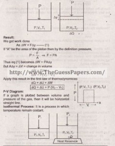 Physics Solved Past Paper 2nd year 2015 Karachi Board19