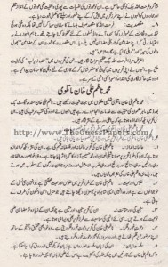 Urdu Past Paper 2nd year 2014 (Regular) Karachi Board17
